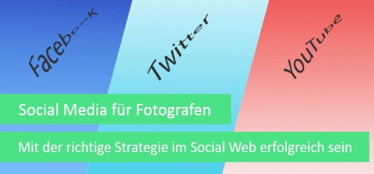 Social Media für Fotografen ist eine wichtige Marketingmaßnahme